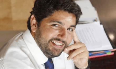 Fernando López Miras: «El que manda ahora en el PP soy yo y las cosas se hacen de otra manera»