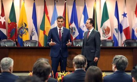 Sánchez visita la CorteIDH y destaca la importancia de la lucha contra la discriminación