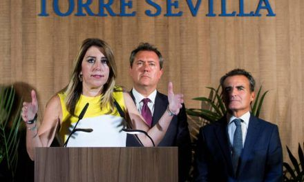 Susana Díaz admite ya que está en «la recta final» antes de ir a elecciones
