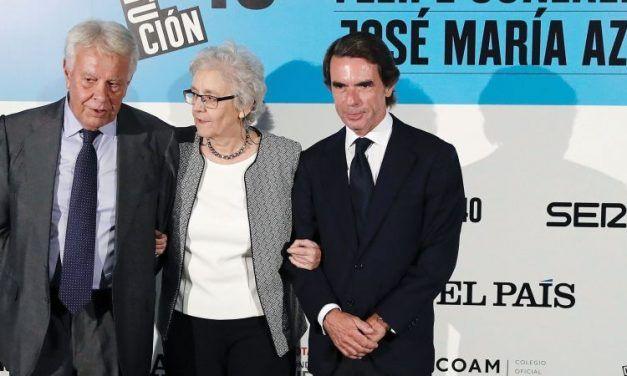El día en que 'El País' decidió blanquear a Aznar