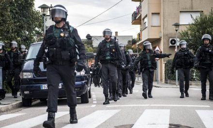 """Interior movilizará a más de un millar de policías para ofrecer """"apoyo"""" a los Mossos desde la Diada"""