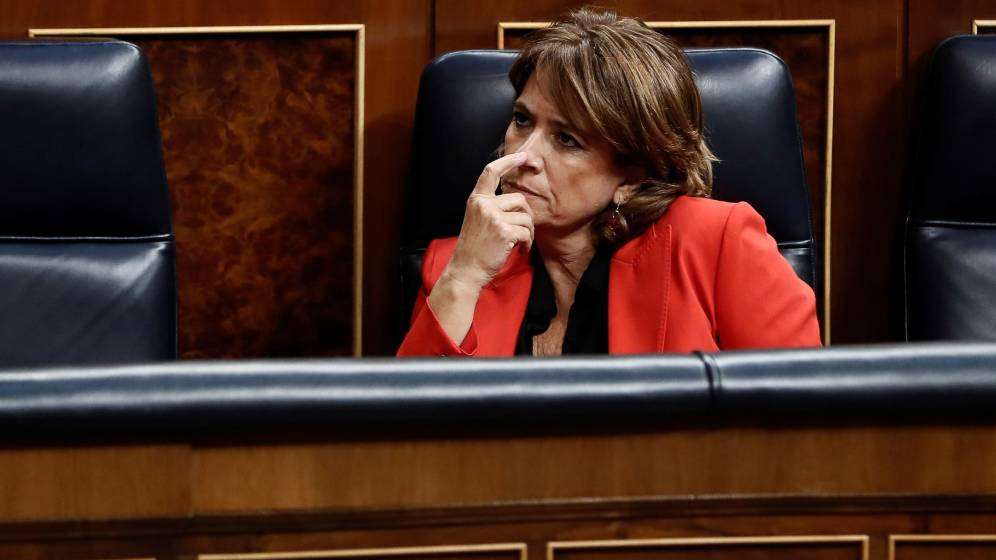 El PP añade el caso Villarejo para que el Senado repruebe a Delgado el martes