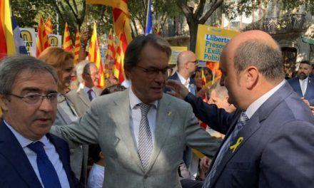 El PNV, más cerca que nunca de ERC y bastante más lejos de Puigdemont