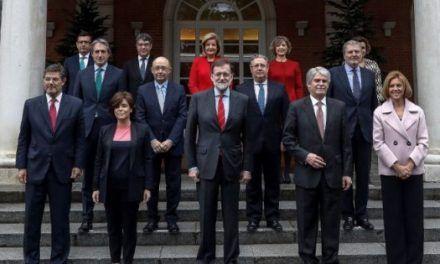 ¿A qué se dedican ahora Rajoy y sus ministros?