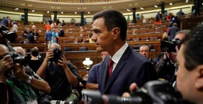 La Universidad Camilo José Cela confirma la «normalidad» en el proceso de la tesis de Pedro Sánchez tras revisarlo