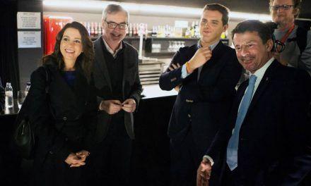 Valls: «No soy el candidato de Inés Arrimadas, pero me gustaría que me apoyara»
