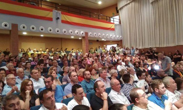 Con Vox en el Paraninfo de La Merced (Murcia)