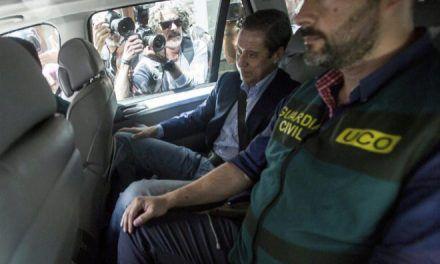 Zaplana: 100 días en prisión tras 4 recursos infructuosos para salir