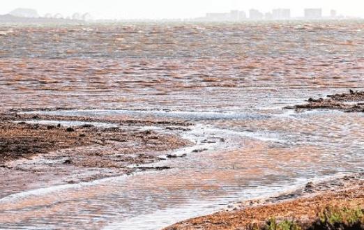 La Comunidad carga la competencia sobre restos mineros en el Mar Menor al Estado