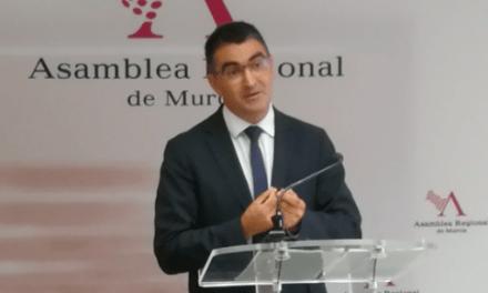 Ciudadanos pide explicaciones al Gobierno regional por no haber aprobado los planes de Cabo Cope-Calnegre, Calblanque y Carrascoy-El Valle