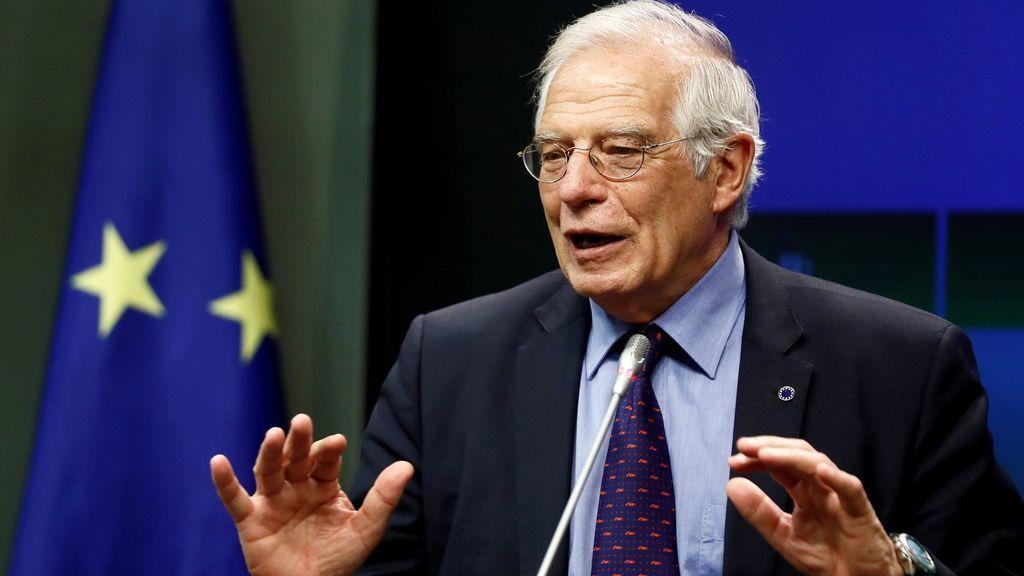 Borrell advierte de que el Gobierno no apoyará intervenciones militares externas en Venezuela