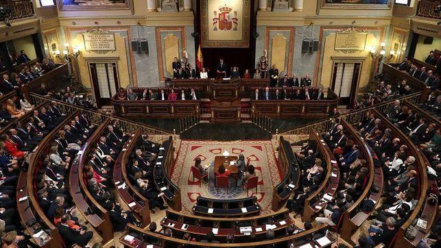España celebra 40 años de Constitución
