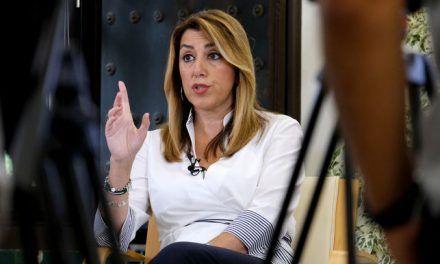 """Susana Díaz: """"Voy a romper los bloques y los bloqueos"""""""