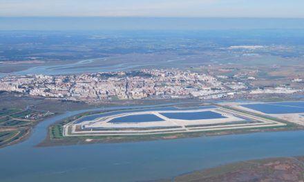 La ciudad de Huelva tiene una inmensa zona radioactiva a escasos metros