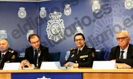 Interior cesa por la charla de ética de Juan Cotino en la sede de la Policía a un subdirector que se jubila en cuatro días