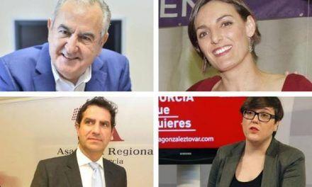 Cambio de aires en la política murciana
