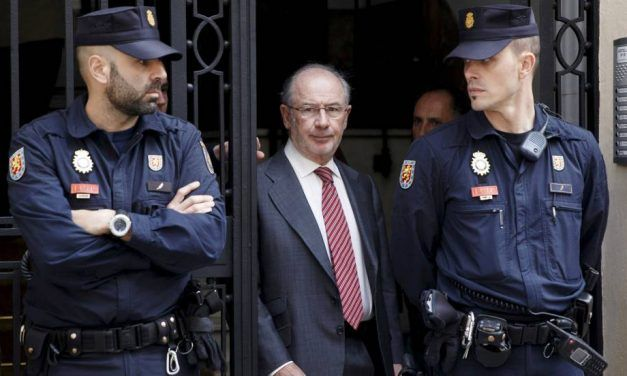 La Audiencia Nacional da 10 días a Rodrigo Rato para ingresar en prisión por las tarjetas 'black'