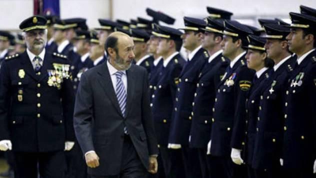 El comisario García Castaño pide al juez permiso para contar todo de las cloacas