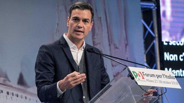 Sánchez: «El problema no es la independencia, sino la convivencia entre catalanes»