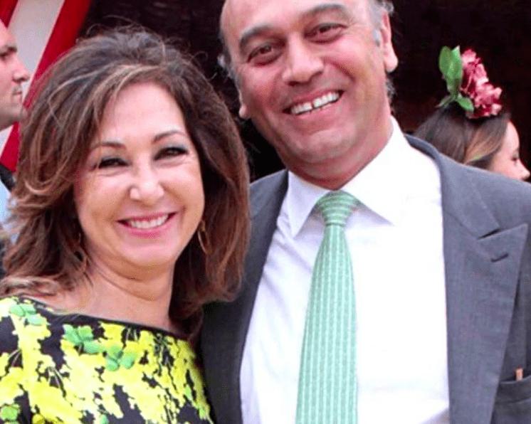 La Audiencia Nacional rechaza retirar las medidas cautelares al marido de Ana Rosa Quintana