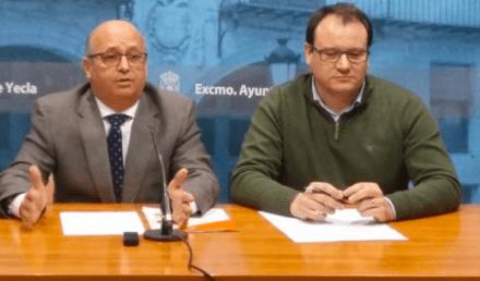 Ciudadanos solicita un servicio de autobús que conecte Yecla y Jumilla con la estación del AVE de Villena