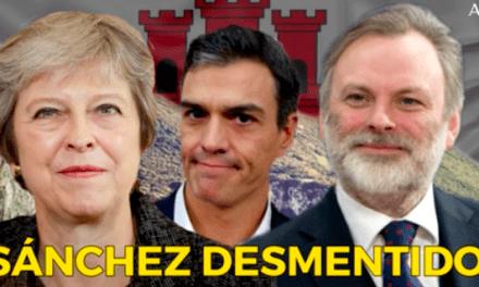 ABC accede a la carta del Gobierno británico que prueba que Londres no dio garantías a Sánchez sobre Gibraltar