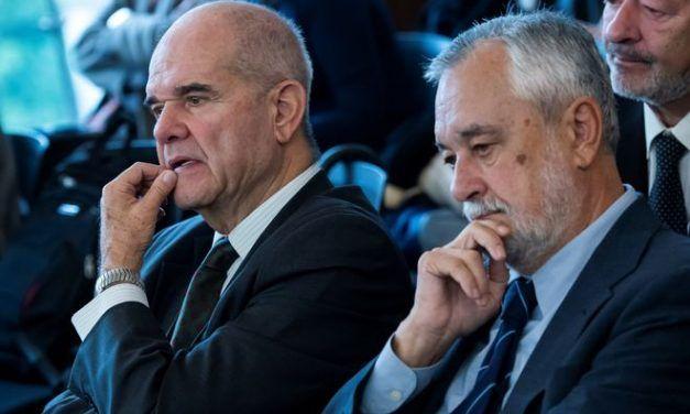 """La defensa de Chaves cree que el fiscal """"poco tiene"""" para incriminarle en los ERE"""