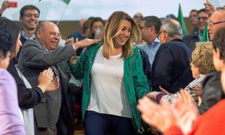 Ferraz intervendrá las listas andaluzas para empezar a achicar el espacio de Díaz
