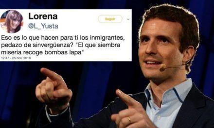 """Una vocal de Carmena a Casado: """"Sinvergüenza, el que siembra miseria recoge bombas lapa"""""""