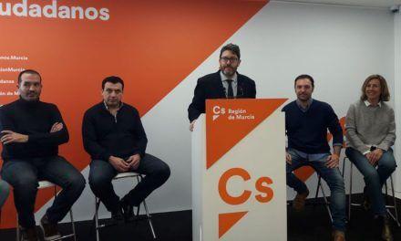 Ciudadanos denuncia que PP y PSOE vuelven a agitar las 'guerras del agua' con motivos electoralistas