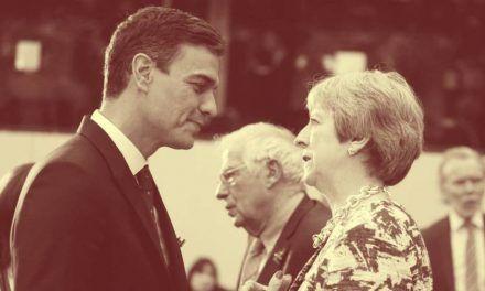 El primer pulso de Sánchez en la UE por Gibraltar mide el peso exterior de España