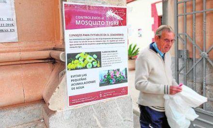 El número de afectados por el brote de dengue en la Región se eleva ya a cinco