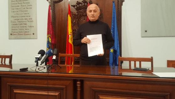 """Ciudadanos Lorca votará en contra de unos presupuestos """"ficticios, electoralistas y poco transparentes"""""""