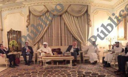 Villarejo hizo negocios en Arabia Saudí junto al narco Clemente Marcet y a Arespacochaga