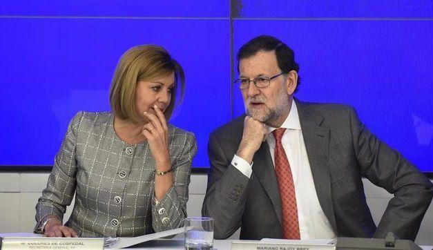 El juez planea citar a Rajoy y Cospedal por el soborno con fondos reservados al chófer de Bárcenas