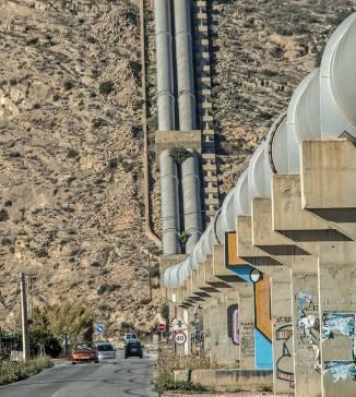 El Gobierno solo garantiza el trasvase para riego si hay más de 600 hm3 en los embalses del Tajo