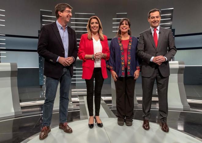 Andalucía marcará hoy el futuro de Pedro Sánchez y de Pablo Casado