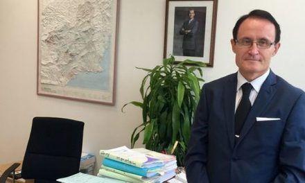 Díaz Manzanera, fiscal jefe de Murcia: «Genera desconfianza en la justicia archivar 'el caso Pasarelas' porque han pasado dos días del plazo»