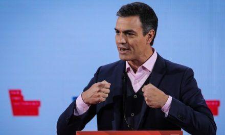 El PSOE ganaría las elecciones generales, mientras que VOX irrumpiría en el Congreso con un 7% de los apoyos
