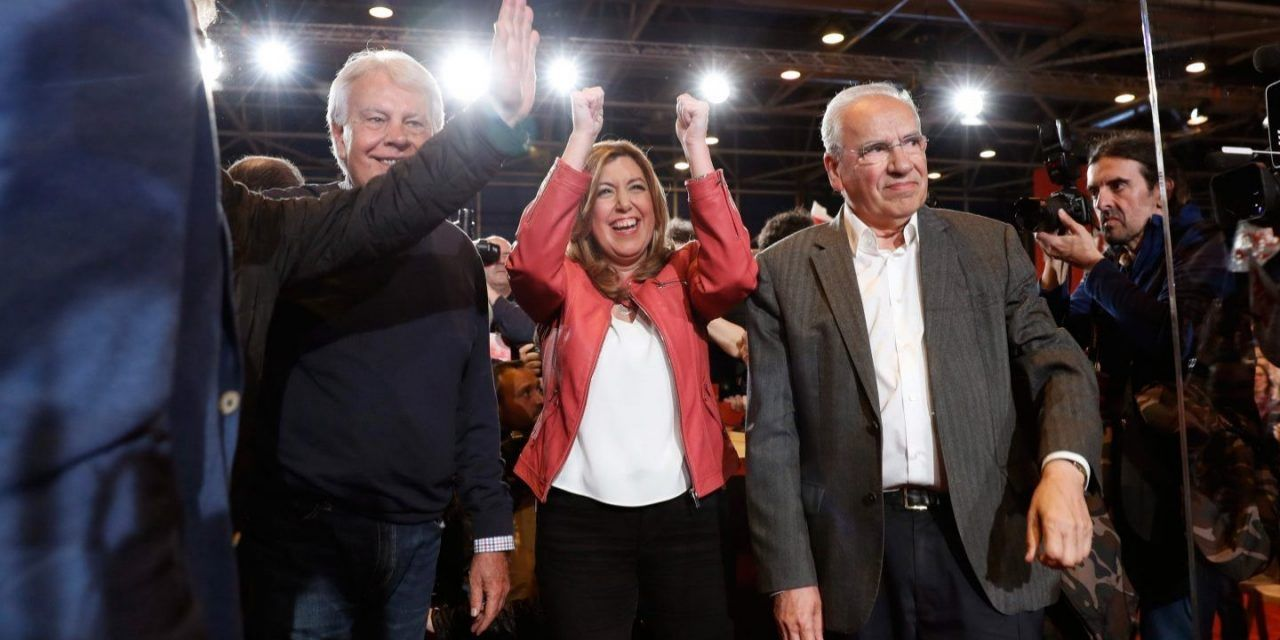 El fin del PSOE andaluz tal y como lo conocemos