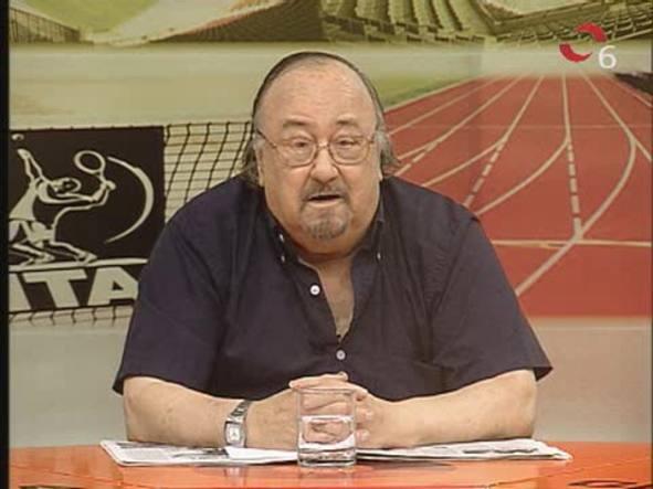 Fallece el célebre redactor deportivo murciano Ibarra