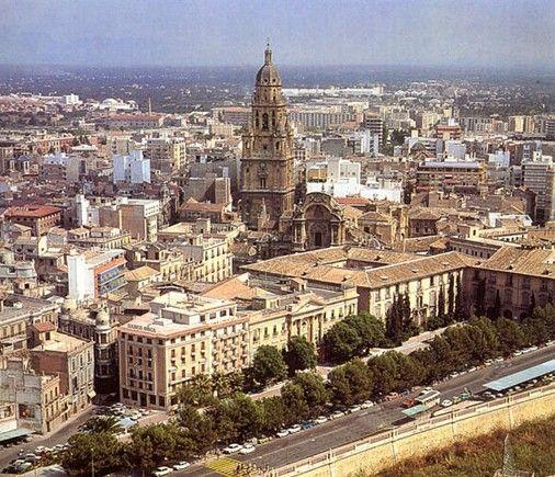 Murcia qué hermosa eres