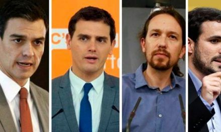 Pedro Sánchez sigue siendo el líder político mejor valorado