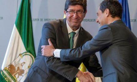 El Gobierno de coalición de PP y Cs en Andalucía arranca con una rebaja fiscal para millonarios