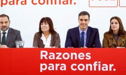 Al PSOE no lo va a conocer ni la madre que lo parió