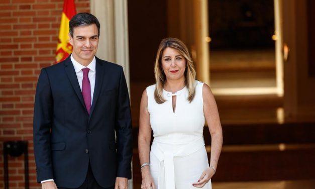 Sánchez tiembla ante la gran auditoría que el Gobierno de Moreno le hará a Díaz