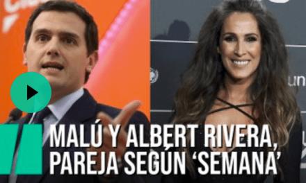 Malú y Albert Rivera, nueva pareja sentimental según la revista 'Semana'