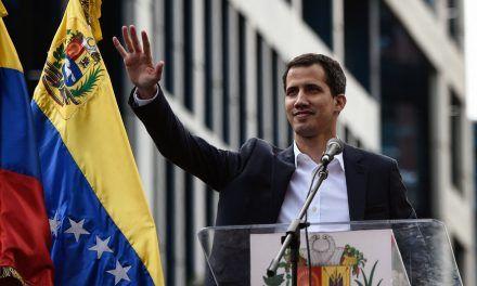 Guaidó anuncia que la ayuda humanitaria entrará en Venezuela el 23 de febrero