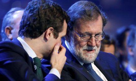 PP y PSOE se unen para dar carpetazo a la comisión de la financiación irregular del PP sin que comparezca Rajoy