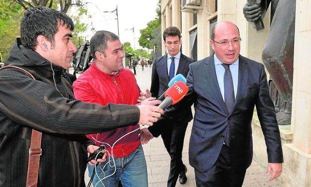 Sánchez afronta una petición de cuatro años y medio de prisión por 'Auditorio'